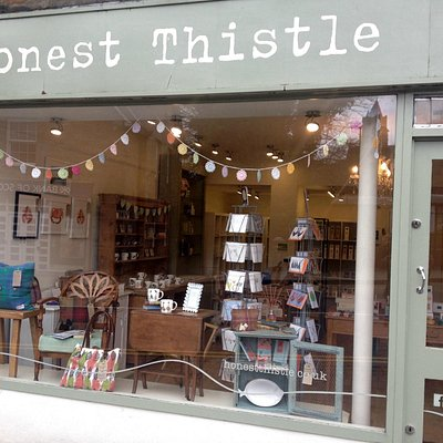 Honest Thistle, Pitlochry