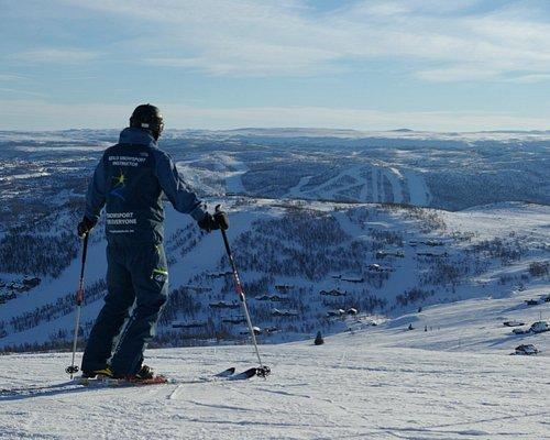 Slaatta Skisenter - Geilo Ski School
