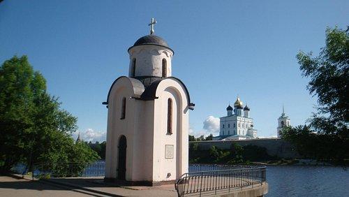 Ольгинская часовня