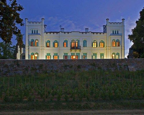 The Castlel of Villa Russiz