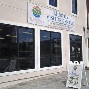 Murphy Visitor Center