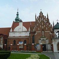 Kościół i klasztor oo. bernardynów