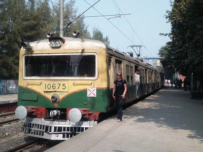 kolkata local train