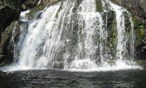 водопад Мянтукоски