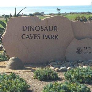 Enter Dinosaur Caves