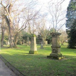 Park - Alter Friedhof