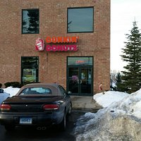Dunkin Donuts @ Day Hill Road