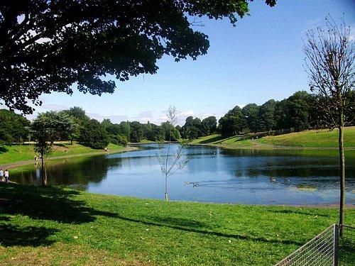 Sefton park lake