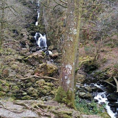 Breathtaking falls