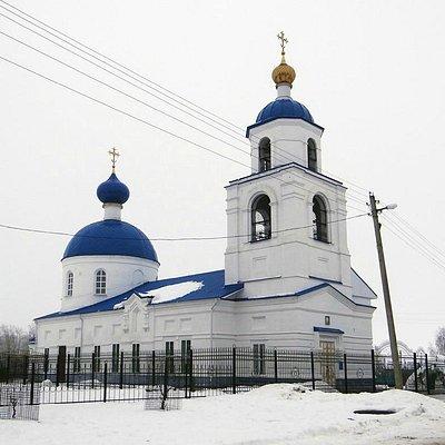 Церковь Казанской иконы Божией Матери, пос.Нурма