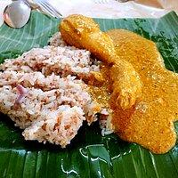My favorite Nasi Dagang