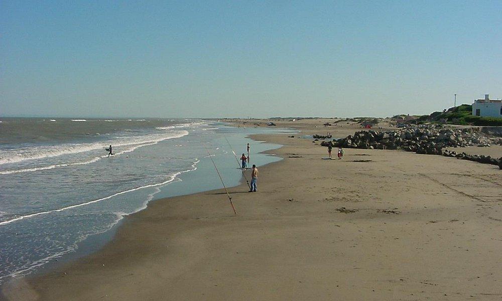 Playas de Cobo, espectaculares