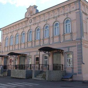 Краеведческий музей и художественная галерея