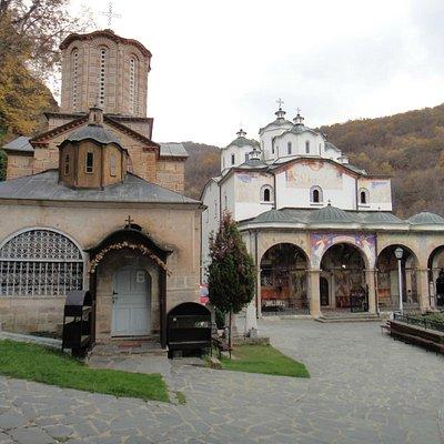 Осоговский монастырь
