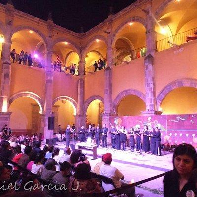 Concert at Casa de la Cultura