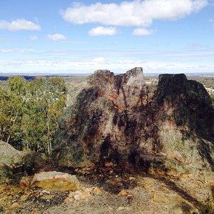 Viewing Rock Lookout