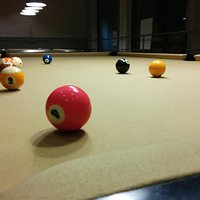 we have 2 good pool tables