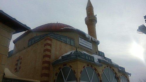 Abdurrahman Paşa Hz. Türbesi. Erzurum'a gelince mutlaka bir Fatiha okuyup görülmesi gereken bir