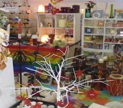 Aria Crafts Market Stall