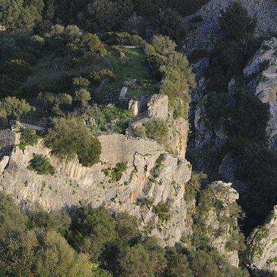 Castello Medusa/foto Massimo Piacentino