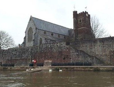 Free walking tours of the beautiful and historic port of Topsham are conducted by the Topsham So