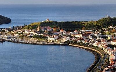 Horta Marina, Faial Island