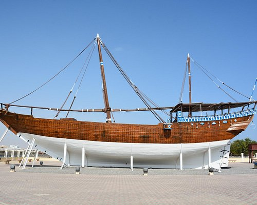 Magnificient old Dhow