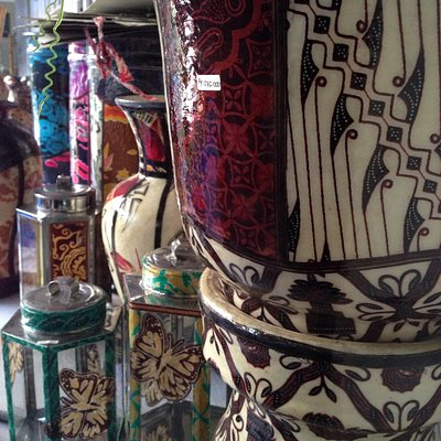 Mozaik Batik; different taste of Batik :)