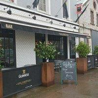 Name of bar [Goldbergs ]reflects Jewish history