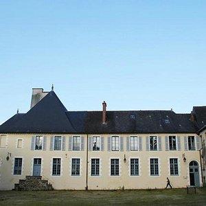 Vue du prieuré