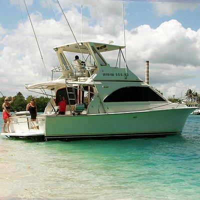 Яхта Фортуна для экскурсий в Баваро-Пунта Кана