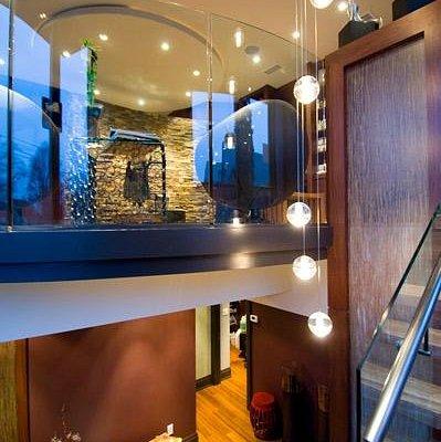 Qi Tranquility Spa Interior