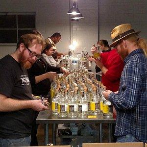 Bottling Parties