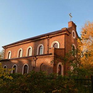Историческое здание в центре Петрозаводска