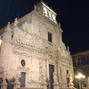 """San Sebastiano's Church"""