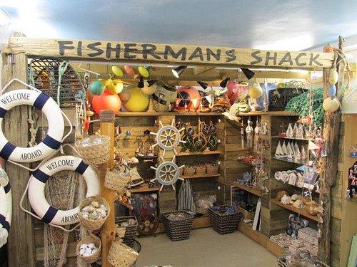 fishmans hut