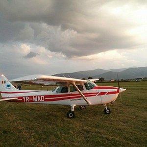 Cisnadie Airfield