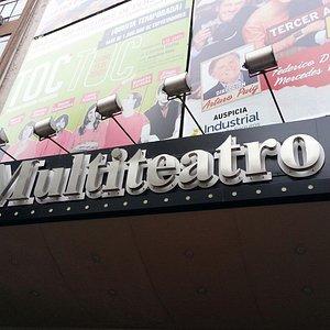 Multiteatro Buenos Aires.