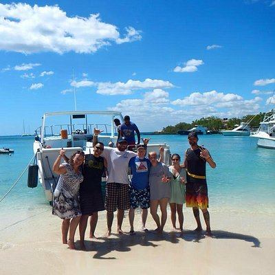 Dive Group, March 6, 2015, Bayahibe