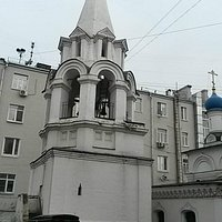 Храм Исповедника Преподобного Федора Студита у Никитских Ворот