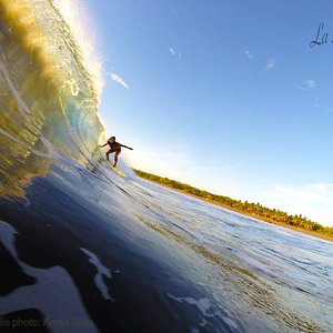 La Sirena on a surf trip