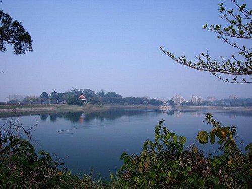 嘉義蘭潭水庫風景區