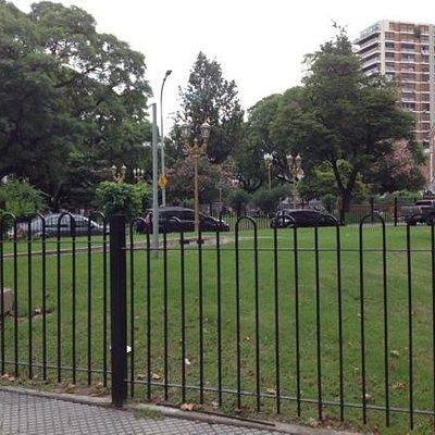 entorno da Plaza Vicente Lopez