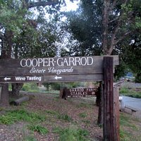 Cooper Garrod Vineyards, Saratoga, Ca