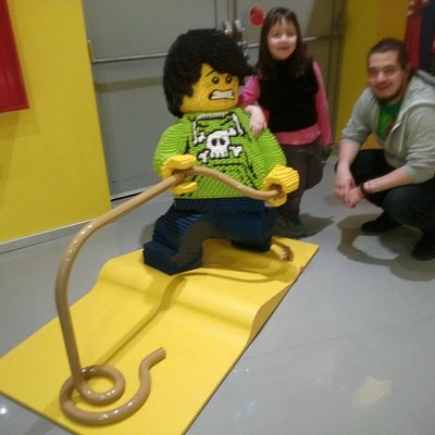 """Kids can spend hours in special Lego shop """"Kocka"""""""