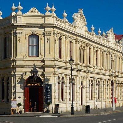 The Criterion Hotel Oamaru