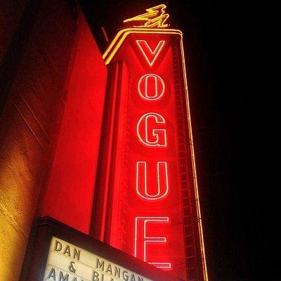 Vogue sign