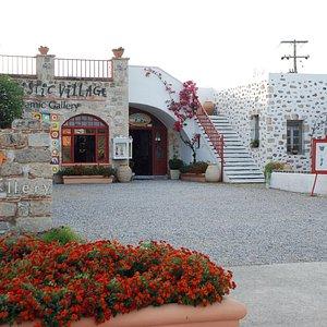 Artistic Village exterior view