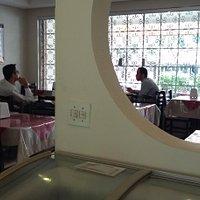 Interior so Salão