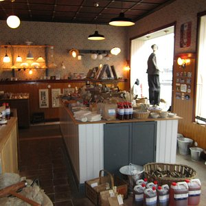 Our shop i Helsingor, just a little pieck - come and take a look for your self.